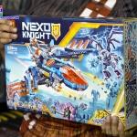 10596 อัศวิน Nexo Knights ยานของเคลย์ Clay Falcon Fighter