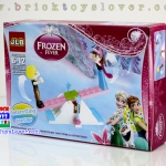 M2001-6 Frozen Fever เล่นไม้กระดานหก Interesting Seesaw
