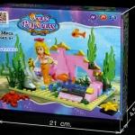 6038 Ocean Princess - เงือกน้อยและดินแดนใต้ทะเล