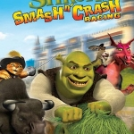 Shrek Smash N Crash Racing [English] (PSP)