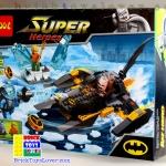 7102 Arctic Batman แบทแมน และอควาแมน รวมพลังต่อสู้กับมิสเตอร์ฟรีซ