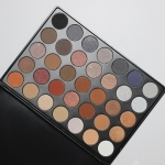 Eyeshadow Palette 35 Colors (35C - Earth Tone Matte & Shimmer)