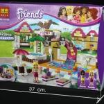 10160 Friends - Andrea Isabella ที่สวนสนุกสระน้ำ