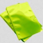 ถุงฟอลย์สีเขียว ซีล 3 ด้าน