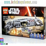 05010 Resistance Troop Transporter ยานลำเลียงของกองกำลังฝ่ายต่อต้าน (Star Wars 7)