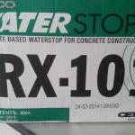 CETCO วอเตอร์สต๊อป RX101 (Made in EU) ขนาด 25 x 20 มม.(30 เมตร)