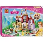 10565 Beauty & The Beast ปราสาทแสนสวยของจ้าชายอสูรกับเจ้าหญิงโฉมงาม
