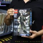 605-1 โมเดลฟิกเกอร์สาวน้อยเรย์ Star Wars 7 The Force Awakens