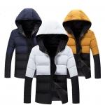 ▷เสื้อแจ็คเก็ตหนา ใส่กันหนาว พร้อมบุผ้าฝ้ายด้านใน มี 3 สี