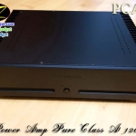 "Power Amp PCA120 ""Pure Class A """