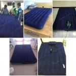 [รีวิว] Pantip ที่นอนเป่าลม intex ขนาด 4.5 ฟุต รุ่น Downy Airbed รหัส 68758