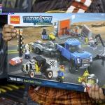 78116 ตัวต่อ UltraCar Compettition รถทรัค Ford F-150 Raptor บรรทุกรถแข่ง Hot Rod