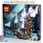 16002 เรือของโจรสลัดเคราเหล็ก Metal Beard กับภารกิจช่วยพวก Master Builder