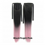 Ombre straight Ribbon แบบตรง สี 1B/TLight Pink
