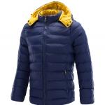 ▶ เสื้อกันหนาวแฟชั่น บุนุ่นผ้าฝ้าย หนา ใส่กันหนาวได้หลายสภาพอากาศ
