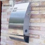 ตู้จดหมายมีกี่ประเภท