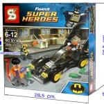 SY302 Batman - มนุษย์ค้างคาว