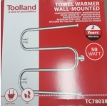 ราวตากผ้าไฟฟ้า รุ่น TC78038 (Splash proof IP22)