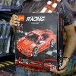 8613 ตัวต่อ Racing Pacemaker รถสปอร์ต Ferrari F430 สีแดง