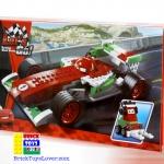 10014 ตัวต่อโมเดล Size ใหญ่ Francesco - ฟราสเชสโก้นักแข่ง F1