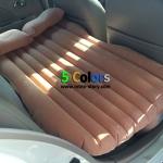 ที่นอนในรถ เบาะนอนในรถ (สีครีม)