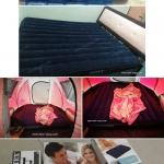 [รีวิว] pantip ที่นอนเป่าลม intex ขนาด 6 ฟุต ใหญ่สุด รุ่น Downy Airbed รหัส 68755