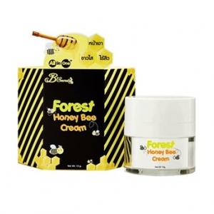 B'Secret Forest Honey Bee Cream ครีมน้ำผึ้งป่า [VIP 240 บาท]