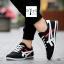 รองเท้าผ้าใบแฟชั่นลำลอง ดีไซน์สวยเท่ห์ รูปทรงเพรียวกระชับ มี 3 สี พร้อมส่ง