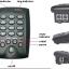 โทรศัพท์ + ชุดหูฟัง Call Center Headset รุ่น T-800 thumbnail 2