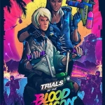 Trials of the Blood Dragon (4DVD)