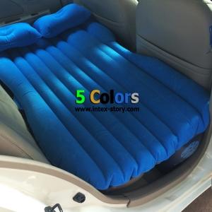 ที่นอนในรถ เบาะนอนในรถ (สีฟ้า)