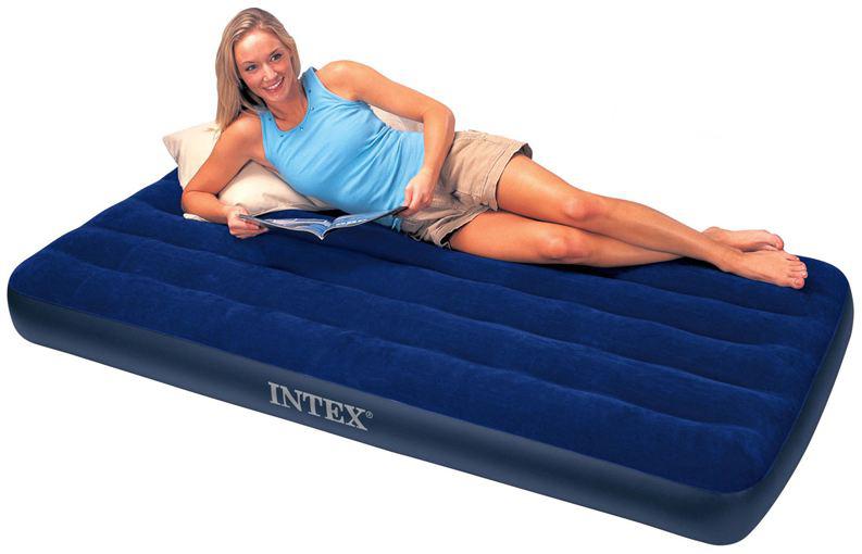 ที่นอนเป่าลม Intex 3.5 ฟุต