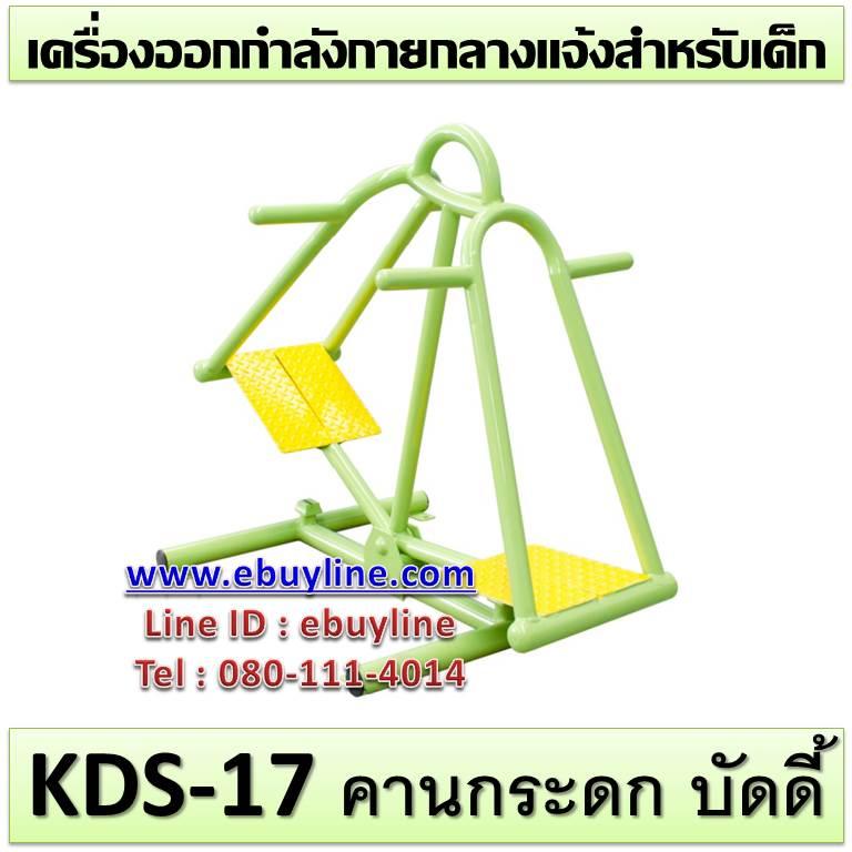 KDS-17 อุปกรณ์คานกระดก บัดดี้