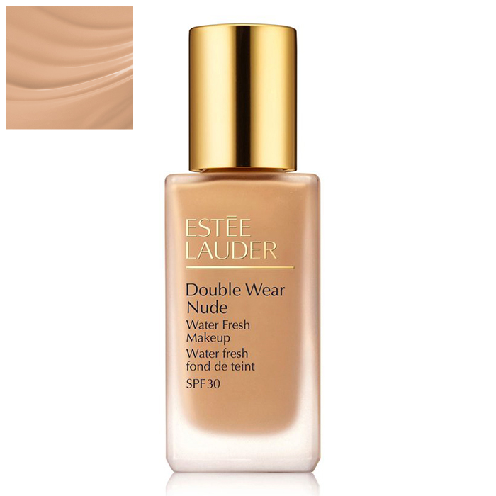 ครีมรองพื้น [Estee Lauder] Double Wear Nude Water Fresh Makeup SPF 30/PA++ #2W0 Warm Vanilla 30 ml.