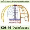 KDS-46 อุปกรณ์ปีนป่ายโดมผสม