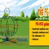 รหัส PG-093 ลูกโลกการ์ตูน