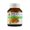 Inca oil อินคาออยล์ น้ำมันสกัดเย็น 60 เม็ด (ซอฟเจล)