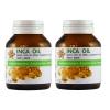 Inca oil อินคาออยล์ น้ำมันสกัดเย็น 120 เม็ด (ซอฟเจล)