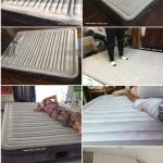 [รีวิว] Pantip ที่นอนเป่าลมระบบไฟฟ้า intex ขนาด 5 ฟุต รุ่น Comfort Plush รหัส 67770