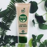 ครีมมาร์คหน้า BK Acne Mask มาส์กหน้าใสไร้สิว ลดเลือนรอยด่างดำ