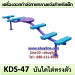 KDS-47 อุปกรณ์บันไดไต่ทรงตัว