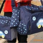 กระเป๋าสัมภาระคุณแม่ เซต 3 ใบ