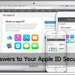 ลืม คำถาม Apple ID จะทำอย่างไร?