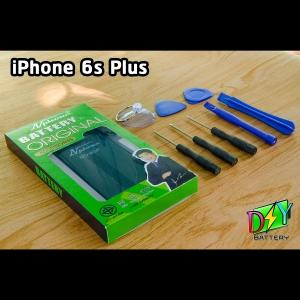แบตเตอรี่ iPhone 6s Plus (ยี่ห้อ Nphone) พร้อมชุดอุปกรณ์เปลี่ยน