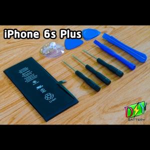 แบตเตอรี่ iPhone 6s Plus (OEM) พร้อมชุดอุปกรณ์เปลี่ยน