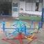 รหัส PG ผลงานติดตั้ง (ศูนย์เด็กเล็กฯในคลองบางปลากด จ.สมุทรปราการ) เครื่องเล่นสนามกลางแจ้งสำหรับเด็ก