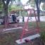 รหัส PG ผลงานติดตั้ง (หมู่บ้านลลิล เทพารักษ์ สมุทรปราการ) เครื่องออกกำลังกายเด็ก