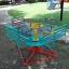 รหัส PG ผลงานติดตั้ง (หมู่บ้านไลฟ์บางกอกบูเลอวาร์ด เพชรเกษม81) เครื่องเล่นสนามกลางแจ้งสำหรับเด็ก