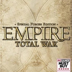 Empire Total War Special Forces Edition (3DVD)