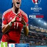 PES UEFA Euro 2016 (3DVD)